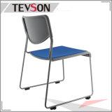Gestapelter und Sicherheitskreis-Büro-Sitzungs-Konferenz-Stuhl für Trainings-Raum