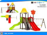 Apparatuur van de Speelplaats van de Spelen van jonge geitjes de Openlucht (YL24483)