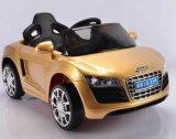 Véhicule en plastique électrique à télécommande de jouet d'Audi