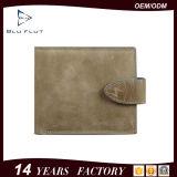 형식 실제적인 가죽 클러치 지갑 돈 클립 지갑
