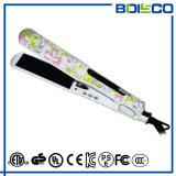 Marcação&FCC aprovado iónicos LCD Flat chapa larga ferro alisador de cabelo