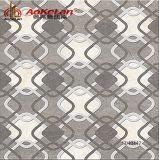 Azulejo de suelo de cerámica de la porcelana Polished del mármol de la inyección de tinta