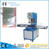 Machine à souder à haute fréquence à poussière à tête unique pour fabriquer une couverture de livre / PVC, PU. Fichier en cuir
