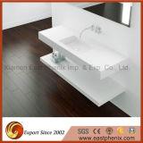 Верхняя часть тщеты кварца высокого качества совершенно белая для ванной комнаты