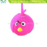 Het lichte omhoog Zachte Plastic Stuk speelgoed van het Jonge geitje van de Bal van de Vogel van de Aar