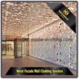 Panneau de revêtement en aluminium personnalisé neuf du mur 2017 intérieur