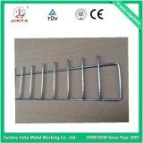 Porte-support de support en métal à étagère directe en usine