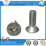 La máquina de mecanizado de acero inoxidable tornillo tornillo
