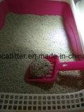 bentonite de 1-3.5mm groupant la litière du chat en masse compacte pour le chat propre