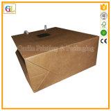 Sac de papier personnalisé par professionnel/sac de cadeau/sac à provisions