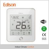 WiFi Fern-LCD Noten-Raum-Thermostate für IOS/androiden Systems-Handy