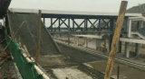 高速鉄道のための鉄骨構造スペースフレーム