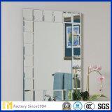 spiegel van het Glas van 2mm12mm de Zilveren voor de Zaal van de Douche, Vulling, Meubilair