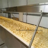 Chaîne de fabrication fabriquée par Pringle de pommes chips de machines de nourriture