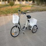 Qualität Pedelec drei drehte elektrisches Dreirad