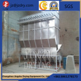 Secador de fluidificación horizontal dedicado del alimento