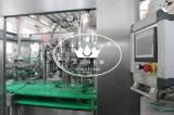 Monoblock 3 in 1 Glasflaschen-kohlensäurehaltiger Getränk-Füllmaschine mit Aluminiumschutzkappe