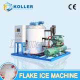 8000kg Hot Sale Flake Ice Machine para África (KP80)