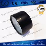 50mm '' черный стальной манометр вакуума 2 с всеобщим соединением