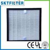 Alto filtro de Effieciency HEPA para el purificador del aire