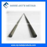Bom preço carboneto de tungsténio hastes com um orifício