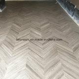Lichtgrijze Houten Marmeren Plakken voor Vloer en Muur