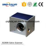 Explorador del galvanómetro de la alta calidad Js2808 del Ce para la máquina de grabado del laser