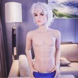 Muñeca masculina del sexo del silicón realista para la muñeca del sexo del pene de las mujeres
