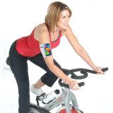 Do esporte confortável da forma do PVC do neopreno fita Running com bolso pequeno