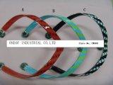 方法様式の女性のスリッパ上部PVCは紐で縛る双安定回路の甲革(TM004)を