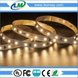 Luz de tira constante clara interna do diodo emissor de luz da corrente da luz SMD2835 Epistar da corda