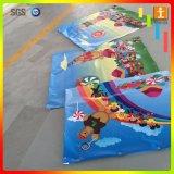 Drapeau fait sur commande de maille de polyester, drapeau de maille de PVC pour les événements sportifs (TJ-B02)