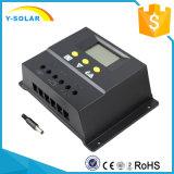 12V/24V 60AMP Solarcontroller für Sonnensystem mit LCD 60I
