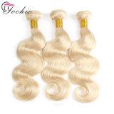 Trama el cabello humano virgen 100% de la Rubia Brasileña de cabello virgen sin procesar los vendedores al por mayor