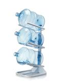 6개의 Bottles&Bottled 물 부속품을%s 병 선반