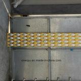 بوليثين راحة [بو] جدار لوح/لوح زخرفيّة جدار فرجارالتقسيم [هن-004]