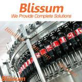Compléter les boissons non alcoolisées carbonatées automatiques de remplissage de bouteilles de boisson faisant la machine