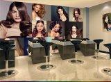 Encargo mural del papel pintado fotos de habitaciones de pelo del salón de belleza Tienda de Pintura KTV fondo de la pared para no Tejidos de papel pintado