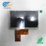 4.3 hoher Auflösung-Flachbildschirm LCD der Zoll Soem-Nullmarken-TFT LCM