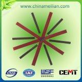 Cunha de entalhe elétrica do motor da fibra de vidro da cola Epoxy da isolação
