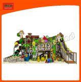 Для использования внутри помещений мягкая игровая площадка пластиковых игрушек лесных темы для детей 6628A