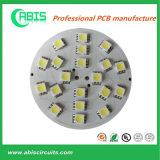 두 배는 위원회 LED 빛을%s PCB 또는 램프 또는 관 편들었다
