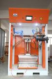 Centro da alimentação do pó para a recuperação do pó e fonte do pó na linha de revestimento do pó