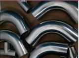 Courbure sanitaire du degré 3A de l'acier inoxydable 90 de Yuanan longue
