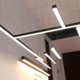Super Bightness Adjustsable del ángulo del haz de luz lineal LED de una conexión perfecta con 140-160lm/W