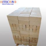 Hitech Groupe fluage faible Checker brique 2818200000 le code SH haut de l'alumine Fire Brick pour four à pizza