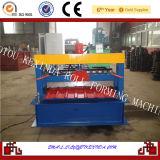 910 type machine de roulement en aluminium de panneau de mur de qualité