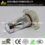 phare automatique de lampe de regain de la lumière DEL de véhicule de 30W DEL avec 1156/1157, T20, faisceau léger de CREE du plot H1/H3/H4/H7/H8/H9/H10/H11/H16