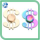 금속 실린더 손 방적공 싱숭생숭함 방적공