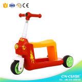 2015の新しいデザイン3車輪Chlidか子供の蹴りのスクーター
